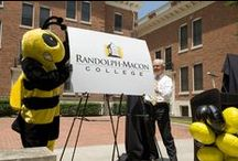 Activity on Campus / by Alumni Randolph-Macon College