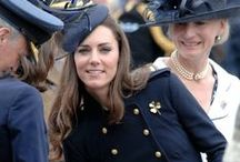 Kate, Duchess of Cambridge Diary / The Duchess of Cambridge