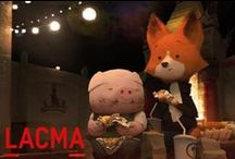 Film Festival Illustrations / Collect all the illustrations from the festival travels of The Dam Keeper.