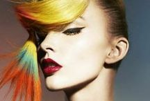 Hair is the Perfect Color Canvas! / Candy Colored Inspiration
