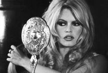 Brigitte Bardot / Iconic French star/ L'icone française
