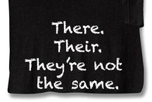 Grammar / All about grammar!