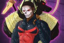 Comics (Team Demonicus)