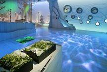 Wasser und Architektur