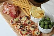 Aperitivo for Parents / Grown-up drinks & snacks...Italian-style.
