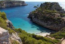 Mallorcan Beautiful Beaches / Wonderful white sand or beautiful unspoilt beaches - Mallorca
