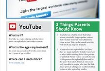 App Tip Sheets / Good Digital Parenting provides parents with quick reference tip sheets on popular apps their kids and teens are using.