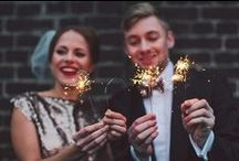 New Year's Eve Weddings / Ideas for a New Year's Eve Wedding