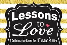 Lessons to Love ♥ / This board is for pinning your favorite educational resources. If you would like to pin to this board, send me a message or leave a note at my TpT shop and I'll send you an invitation. ♥