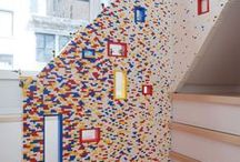 Lego Interior Design Ideas / For those among you who love so much Lego, that would use them also to cook. Here are some ideas to use them in your house.