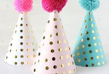 party hats / by Mónica Be