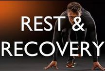 Rest Day / It's important to make sure your body has time to recover after days of working hard. Here are some great tips, advice, treats and useful information to help you on your rest days!