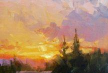 Paintings ~ Acrylic & Oil