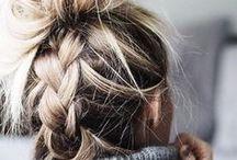 hair / hair tips and dreams (wish i had long hair)