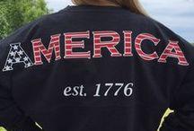 Patriotic / God Bless America!