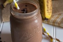 Smoothies / Breakfast, healthy, shakes and frappes.