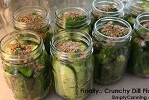 Pickling, curing, cheesing