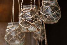 Knüpfen und Weben