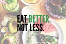 eat better not less