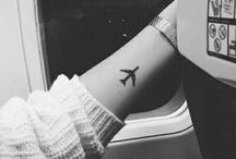 tattoos / tiny ink dreams