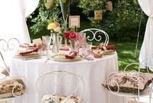 Tablescapes / by Mary Balius