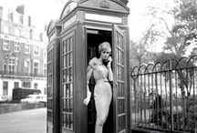 London calling / by Mary Balius