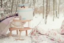Winter magic / by Mary Balius