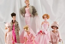 Doll collection / by Mary Balius