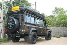 Foley Land Rovers / Vehicles from us, either built by us or just passing through the workshop!