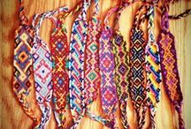 Friendship bands patterns / by Nicole Wilson