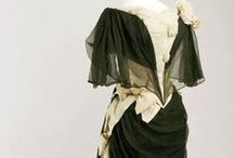 Lovely fashions from the past... / by Mary Balius