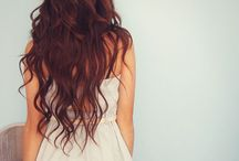 Hair! / Love this red!!