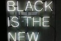Anything Black