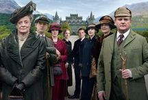 Downton Abbey....the beauty of the show and era   / by Mary Balius