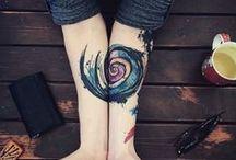 Various tattoo