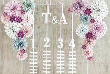 Wedding | Table plans