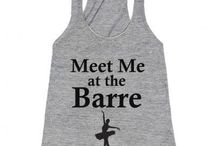 Meet me at the Barre / Best barre exercises