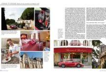 Presse/TV/Blog & Videos / Articles de presse, de blog, émissions TV, vidéos... Le Chateau de Courcelles mis à l'honneur par les médias.