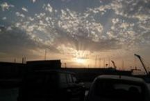 Tramonti e nuvole / mie foto di tramonti e nuvole
