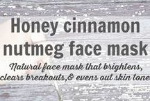 Beauty hacks / Some amaizing beauty hacks and recipes for face,hair and nails with easy ingrediants ❤