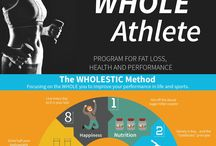 WHOLESTIC Living for the WHOLE Athlete / Daily practices and mindset for the whole person.  Holistic resources, reads, exercises, and tips for a long happy life.