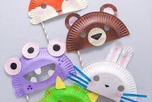 Děti & Tvořivost / Akce pro děti nás baví. Vždy vybízejí k tvoření a bez tvořivosti by přece nebyl pokrok...