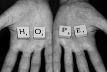 Positive Word Play / Sometimes, all it takes is a few words to change a dark situation into a much brighter one.