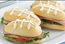 Game Time Recipes / Gear up for the big game and feed your team with these great recipes from Aunt Millie's.