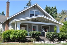 Mt Tabor / Mount Tabor and South Tabor are part of Portland's southeastern section of town. Homebuyers are attracted to the proximity to Mount Tabor Park, good public transportation, and still short drive to amenities and downtown.
