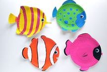 Crafts for Kids / Let's encourage our children's creativity, and have some fun while doing it!
