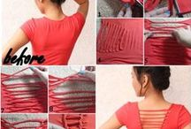 Fashion/Sewing - Móda/Šití / Fashion tips and sew tutorials/Módní tipy a návody na šití