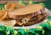 St. Patrick's Day / Irish inspired recipes.