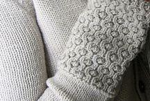 nice knitting and crochet