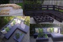 Outdoor living/Venkovní posezení / Outdoor living tips
